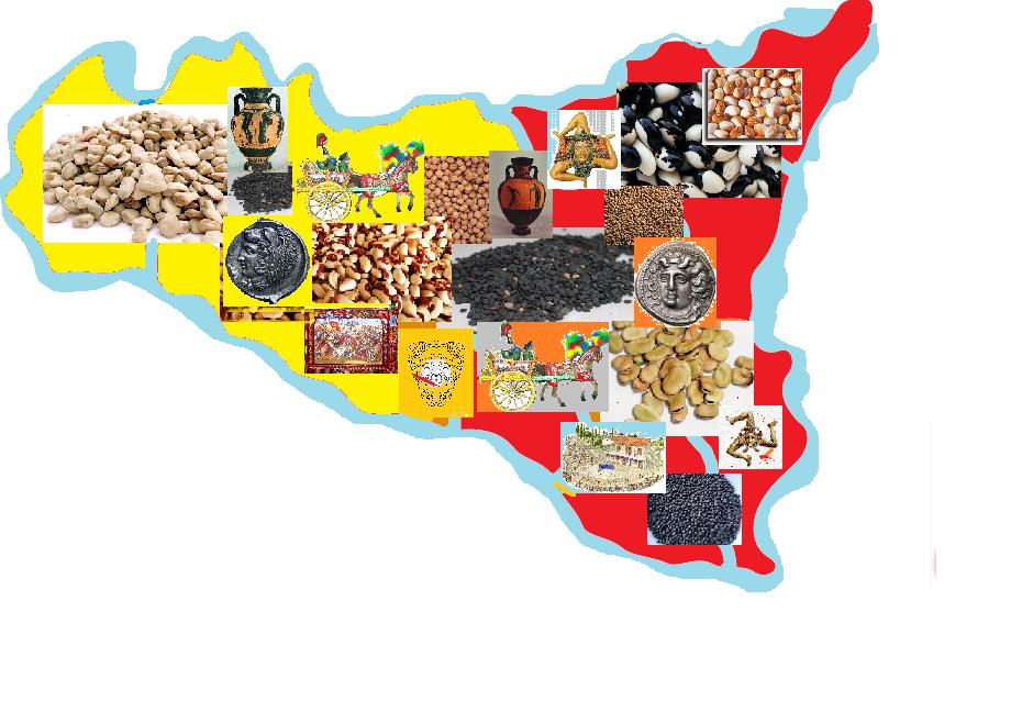 I legumi nell'alimentazione dei siciliani