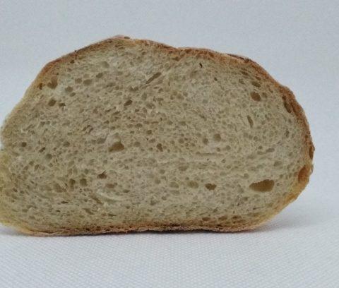 Pane di semola con Pasta di riporto